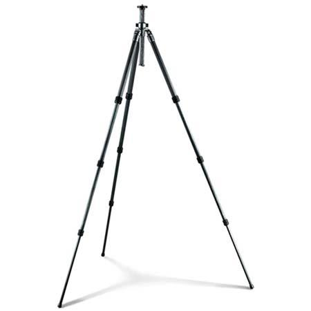 Gitzo GT Series Section Mountaineer Carbon Fiber Tripod Maximum Height Supports lbs 434 - 91