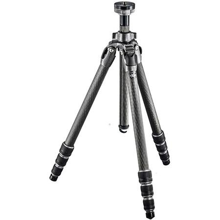 Gitzo GT Mountaineer Series Carbon Fiber Sections Tripod MaHeight lbs Load Capacity 94 - 705