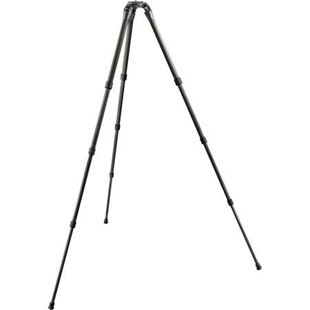 Gitzo GZGTLS SeriesSystematic Section Long Carbon Fiber Tripod MaHeight Supports lbs 110 - 270