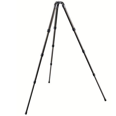 Gitzo GTXLS SeriesSystematic GTXLS Carbon Tripod Section MaHeight Supports lbs 210 - 49