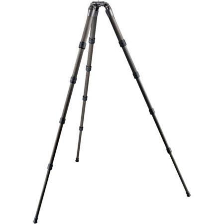 Gitzo SeriesSystematic Section Carbon Fiber Traveler Tripod Maximum Height Supports lbs 90 - 751