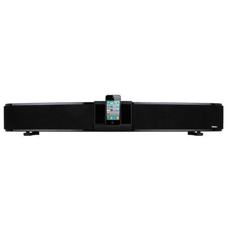 Haier Channel D Soundbar iPodiPhoneiPad Dock and Sonic Emotion D Technology 113 - 185