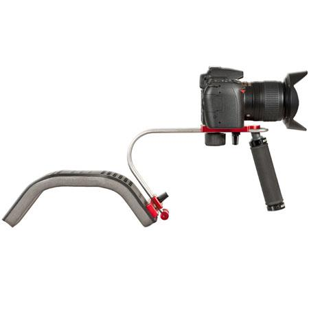 Habbycam SD Shoulder Brace Supports Any Camera Up to lbs 171 - 356