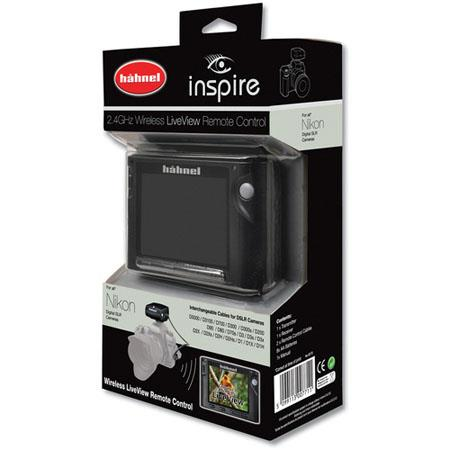 Hahnel Inspire Wireless Remote Liveview Display Nikon 220 - 10