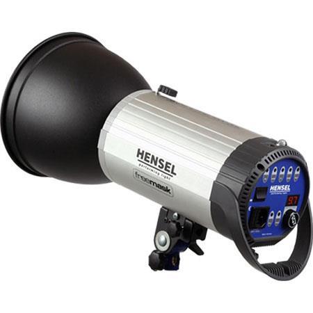 Hensel Integra Plus Monolight sec Recycling Built Optical Radio Receivers 273 - 259