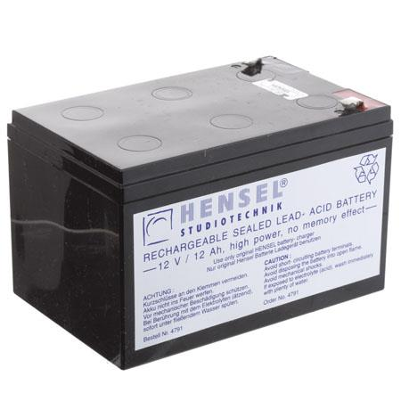 Hensel Porty Premium Rechargeable Battery 83 - 524