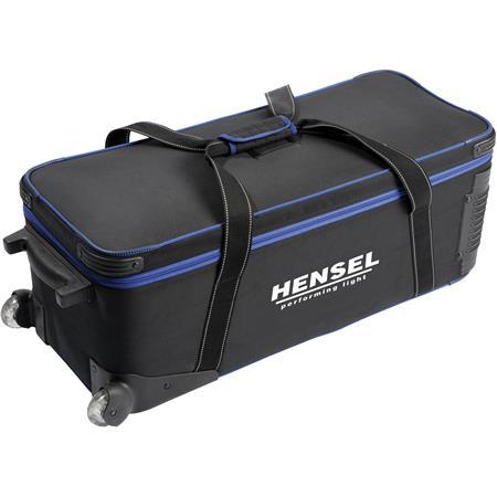 Hensel Softbag VIII Deluxe Light System Padded Carrying Case Wheels  30 - 759