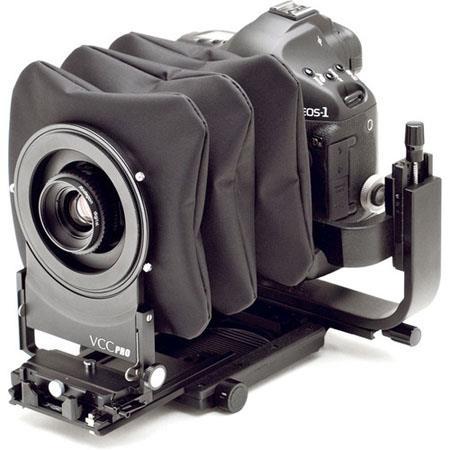 Horseman VCC Pro View Camera Converter Complete Nikon F Body Mount Lens Panel M Screw Mount 92 - 595