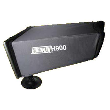 Hoodman Monitor Hood LCD Monitor Hood Long 309 - 10