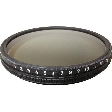 Heliopan MM Variable to stops ND Neutral Density Filter 43 - 614