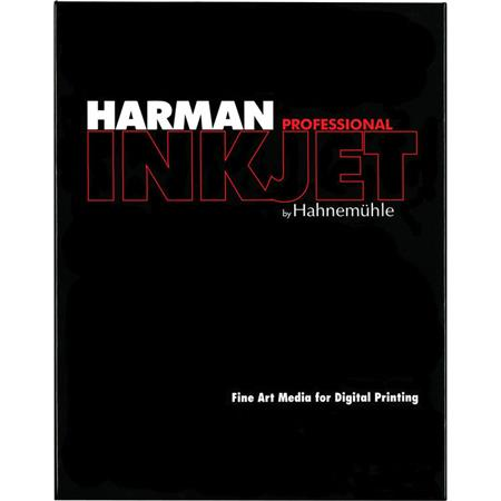 Harman Hahnemuhle Gloss Baryta Alpha cellulose Warmtone Glossy Fine Art Inkjet Paper gsmRoll Core 249 - 12