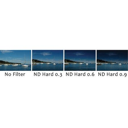 HitechGraduated Filter Kit Neutral Density Hard Edge Stop Filters 55 - 136