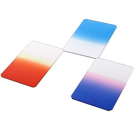 HitechFilter Kit Blue Twilight Soft Edge Filters 48 - 525