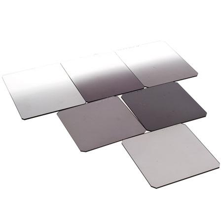 Hitech Neutral Density Master Kit SolidGrad Neutral Density Filters 68 - 235
