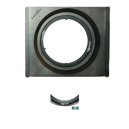 Hitech Lucroit Filter Holder System Adapter Sigma Lens 133 - 489