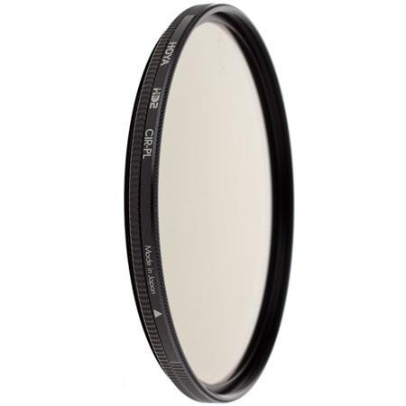 Hoya HD Circular Polarizer Filter layer Multi Coated Glass Filter 137 - 168