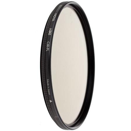 Hoya HD Circular Polarizer Filter layer Multi Coated Glass Filter 254 - 6