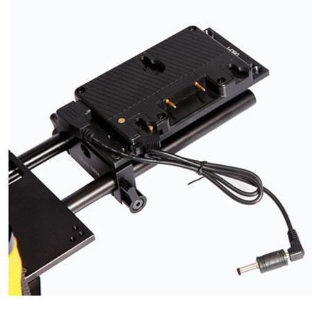 iKan BMC Over Under Pro Battery Rail Kit V Mount 110 - 176