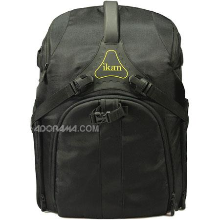 ikan IBG Traveler Bag Holds D SLR Cameras Lenses Flash and Accessories Laptop Screen Up to  34 - 37