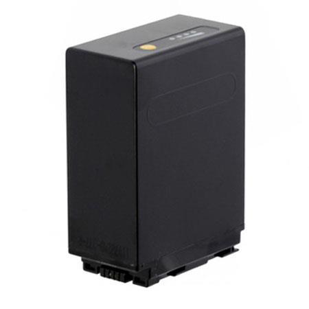 ikan IBP D Panasonic D Series Style Ultra High Capacity Battery Watt Hours Volts Amp Hours 253 - 257