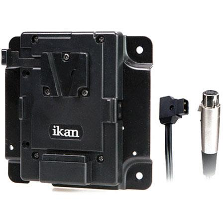 ikan Pro Battery Adapter Kit V Mount XLR P Tap 218 - 280