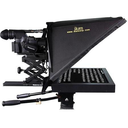 ikan PT Through the Glass Teleprompter KitResolution cdm LCD Brightness Prompter Pro Software 94 - 587