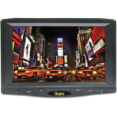 ikan VH P HDMI Monitor Panasonic Battery Plate 220 - 10