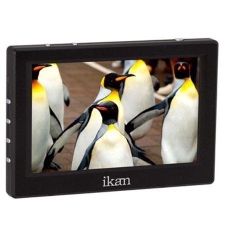 ikan VL LCD HDMI Monitor Canon Adapter Plate 135 - 752