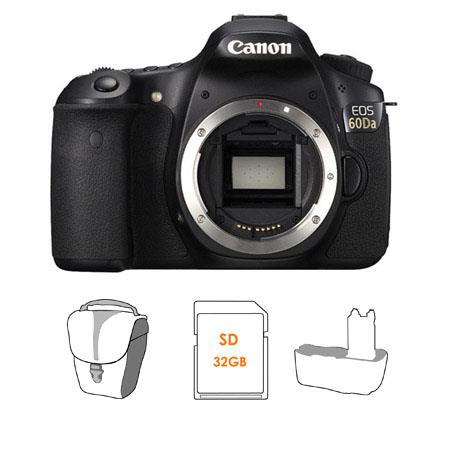 Canon EOS Da Digital SLR Camera Body Astrophotography Bundle FREE GB SDHC Memory Card Camera Bag 202 - 251