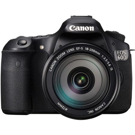 Canon EOS D Digital SLR Camera Body Kit Megapixel Canon EF S f IS Lens USA Warranty 100 - 274