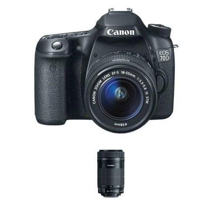 Canon EOS D DSLR Camera Body EF S F IS STM Lens Budle Canon EF S f IS STM Lens 34 - 694