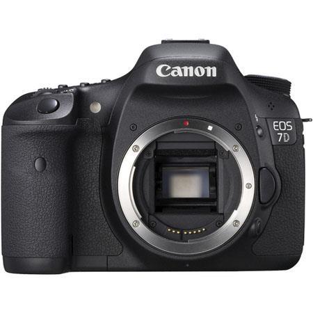 Canon EOS D Digital SLR Camera Body Megapixel Advanced Movie Mode FPS Shooting 106 - 255