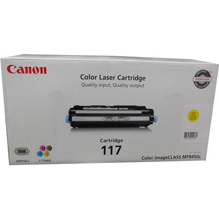 Canon Toner Cartridge Canon imageCLASS MFc Color Laser Printer Yield Approximatly pages 124 - 249