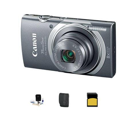 Canon PowerShot ELPH IS Digital Camera MPOptical Zoom Bundle GB Class SDHC Card LowePro Dublin Case  276 - 225