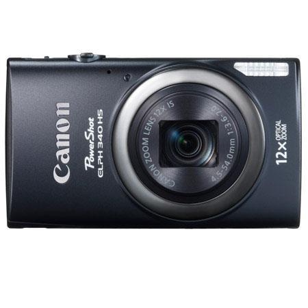 Canon PowerShot ELPH HS Digital Camera MPOptical Zoom WiFi NFC Sharing Full HD p Video Smart AUTO  134 - 201