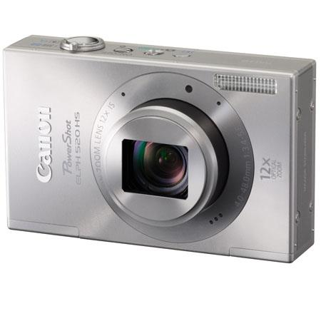 Canon PowerShot ELPH HS Digital ELPH Camera Megapixel CMOS Image SensorOptical Zoom TFT Color Displa 86 - 456