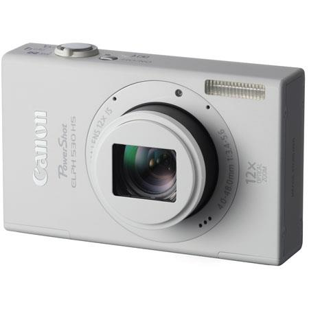 Canon PowerShot ELPH HS Digital Camera MP CMOS Sensor Wide Touch Panel LCD Built WiFiOptical Zoom Wi 198 - 440
