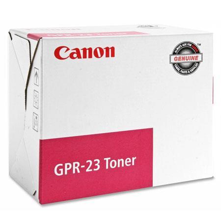Canon GPR Magenta Laser Toner Cartridge Page Yield various Canon Imagerunner Printers 89 - 413