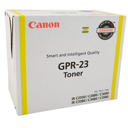 Canon GPR Laser Toner Cartridge Page Yield various Canon Imagerunner Printers 105 - 215