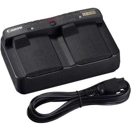 Canon LC EN Battery Charger Use LP EN Batteries 216 - 442