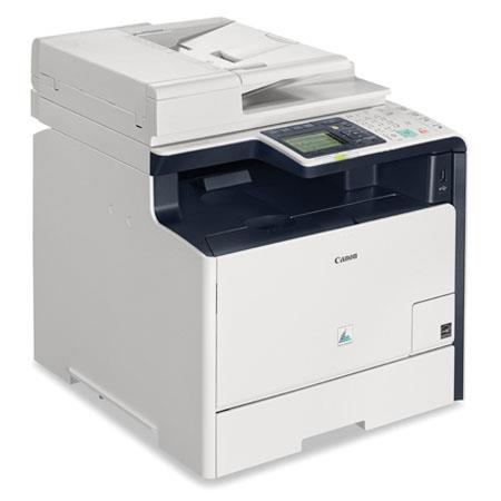 Canon ImageCLASS MFCDW Color All One Laser Printer ppm Print Speeddpi Print Resolution USB Ethernet  90 - 57