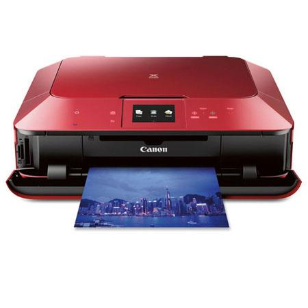 Canon PIXMA Printing Solutions MG Wireless Color All One Inkjet Printer Up todpi Color ipm ipm Color 69 - 565
