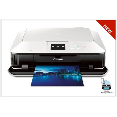Canon PIXMA Printing Solutions MG Wireless Color All One Inkjet Printer Up todpi Color ipm ipm Color 112 - 429