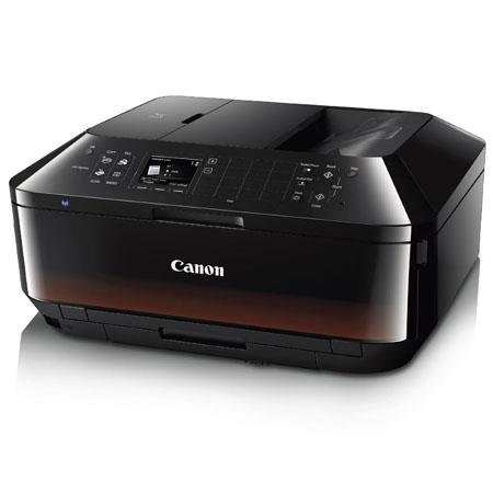 Canon PIXMA MX Wireless Office All In One Printer dpi ipm BW ipm ColorScan Auto DuplePrint Copy Scan 116 - 794