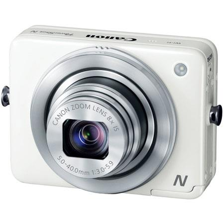 Canon PowerShot N Digital Camera Megapixel Built Wifi Creative Shot Mode Tilt Touch Screen Full HD V 69 - 406