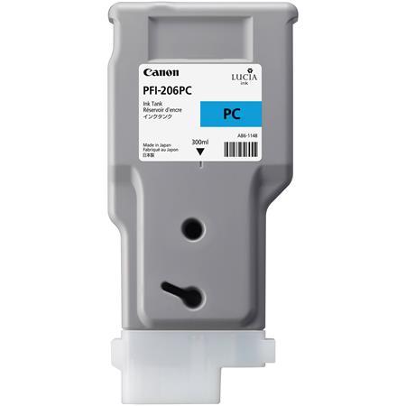 Canon PFI Pigment Ink Tank ml Capacity Photo Cyan 185 - 714