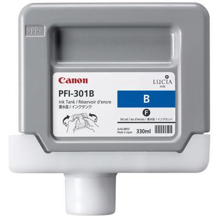 Canon PFI B Blue Ink Tank the imagePROGRAF iPF and iPF Inkjet Printers ml 45 - 729