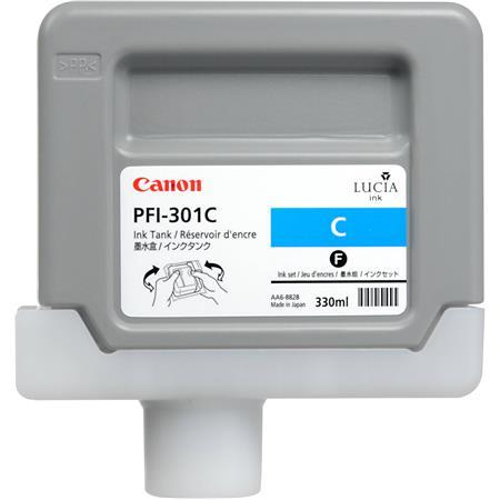 Canon PFI C Cyan Ink Tank the imagePROGRAF iPF and iPF Inkjet Printers ml 122 - 471