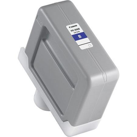 Canon PFI Pigment Ink Tank ml Capacity Blue 186 - 141