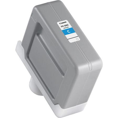 Canon PFI Pigment Ink Tank ml Capacity Cyan 186 - 141
